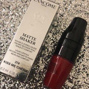 Lancôme Matte Shaker Liquid Lipstick -  Kiss Me
